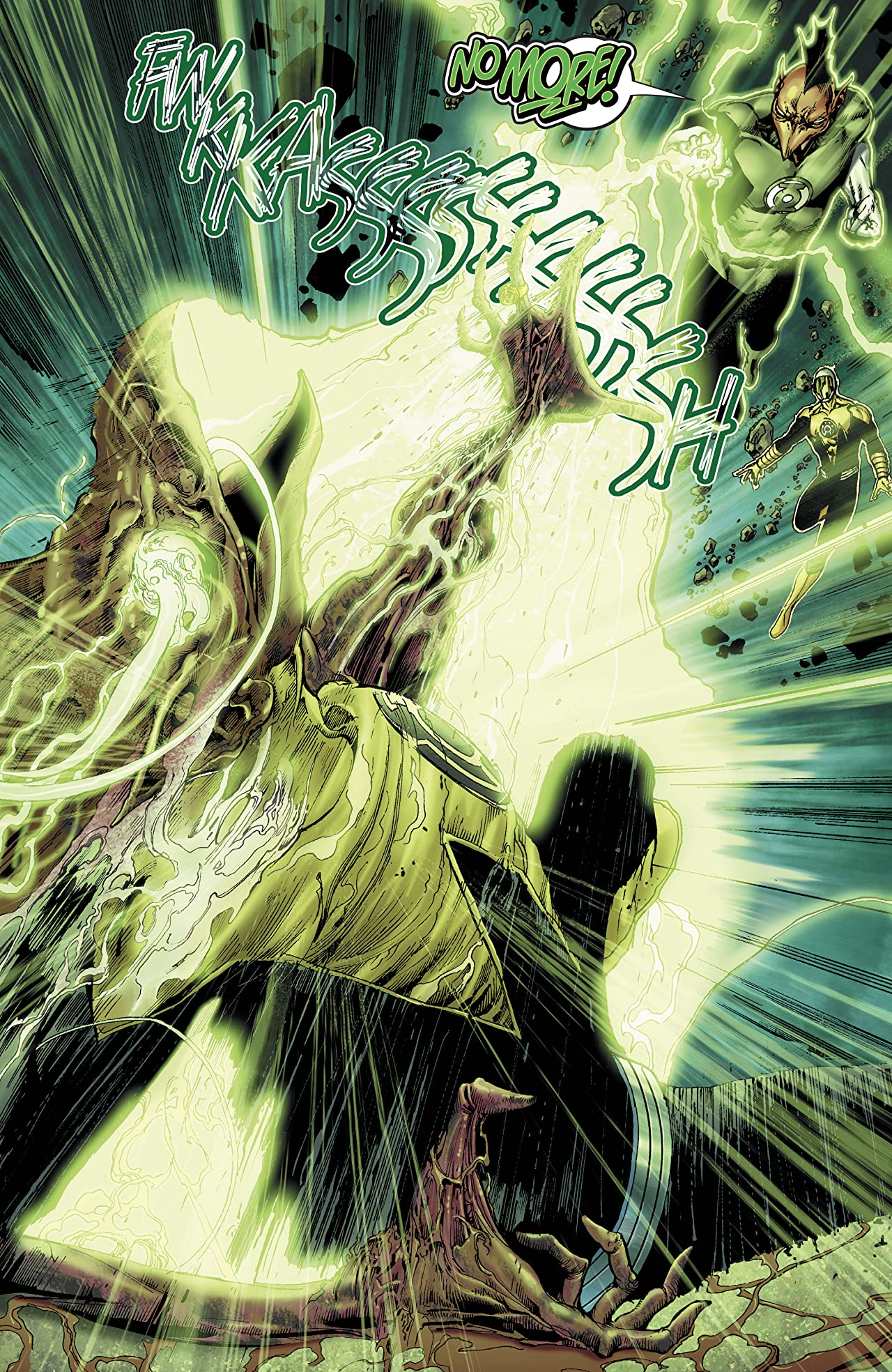 Hal Jordan and The Green Lantern Corps (2016-) No.24