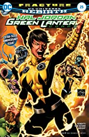 Hal Jordan and the Green Lantern Corps (2016-2018) #25