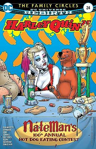 Harley Quinn (2016-) #24