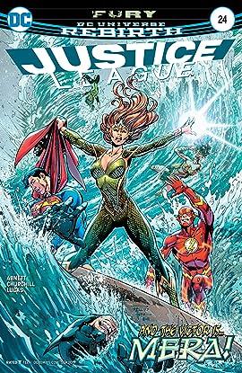 Justice League (2016-2018) #24