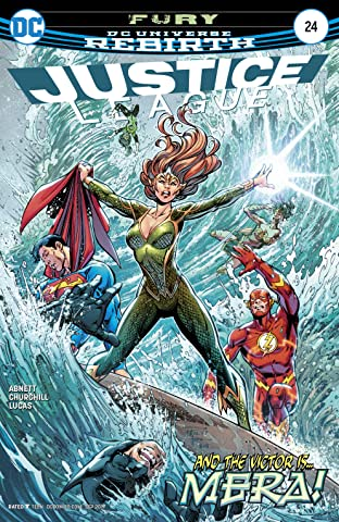 Justice League (2016-) No.24