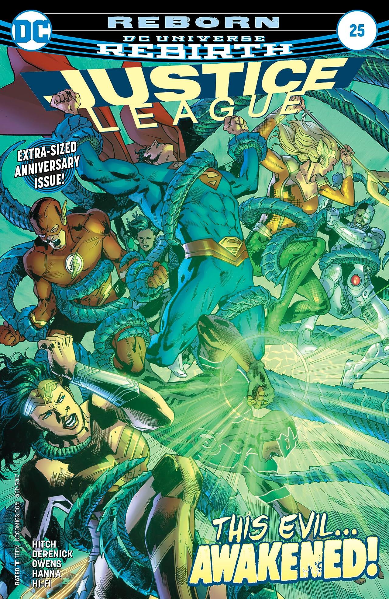 Justice League (2016-) #25