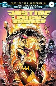 Justice League of America (2017-2018) #10