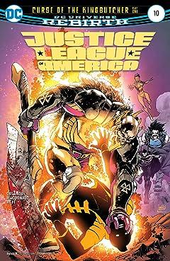 Justice League of America (2017-) #10