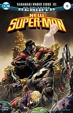 New Super-Man (2016-) #13