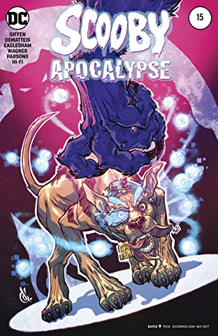 Scooby Apocalypse (2016-) No.15