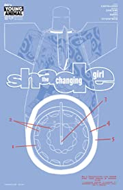 Shade, The Changing Girl (2016-2017) #10