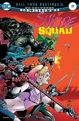 Suicide Squad (2016-2019) #21