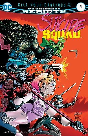 Suicide Squad (2016-) No.21