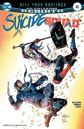 Suicide Squad (2016-2019) #22