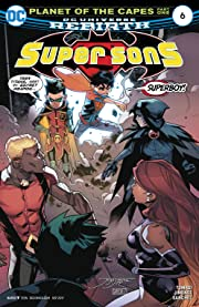 Super Sons (2017-2018) #6