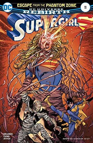 Supergirl (2016-) No.11