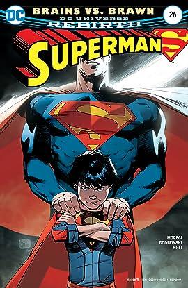 Superman (2016-2018) #26