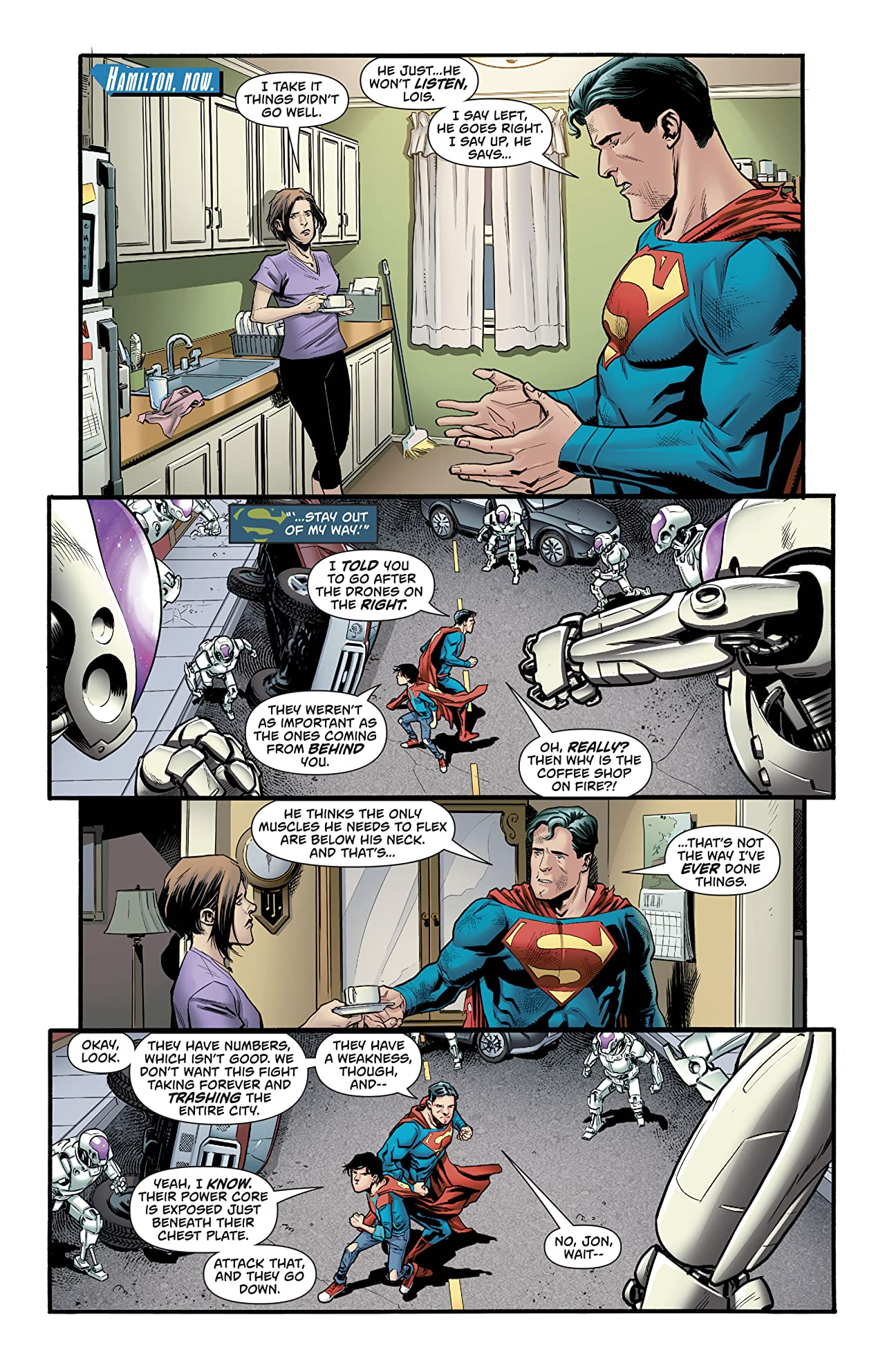 Superman (2016-) #26