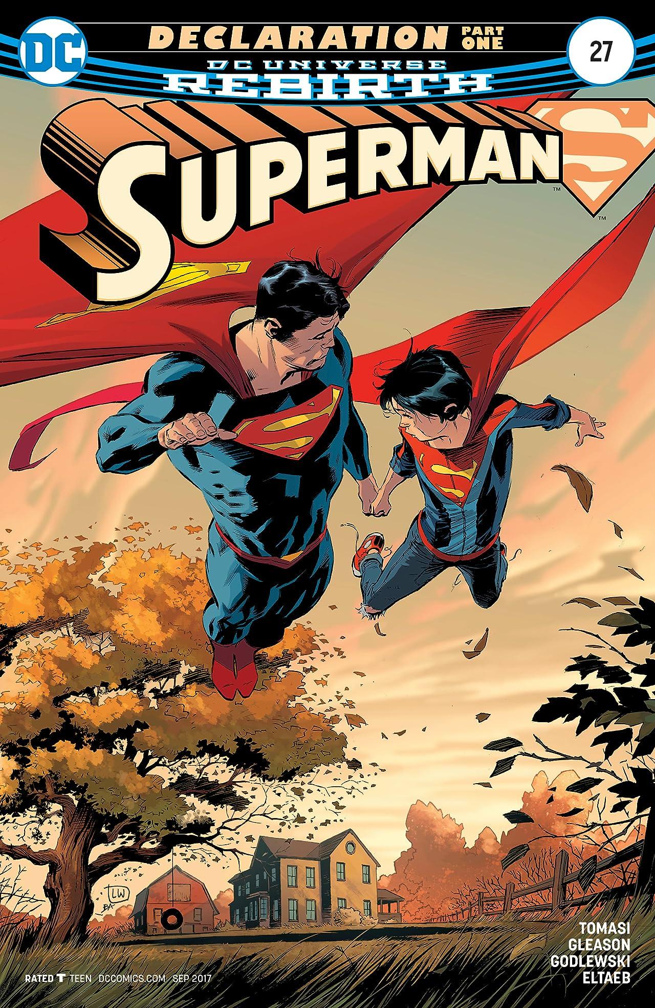 Superman (2016-) #27