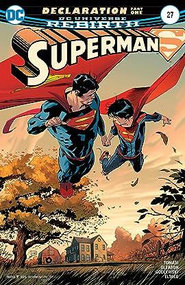 Superman (2016-2018) #27