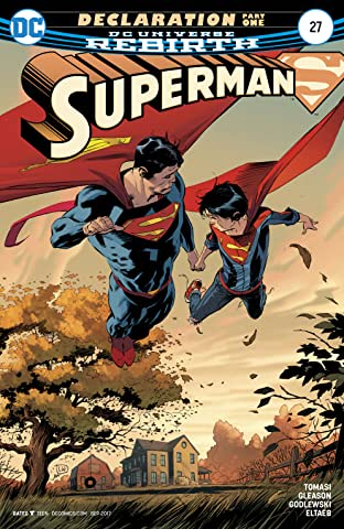 Superman (2016-) #27