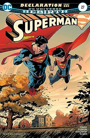 Superman (2016-) No.27