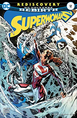 Superwoman (2016-2017) #12