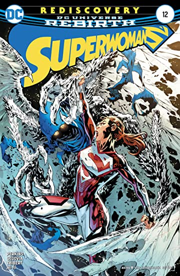 Superwoman (2016-) #12
