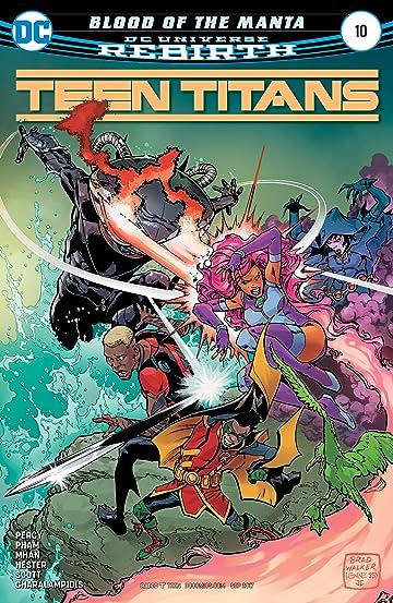 Teen Titans (2016-) #10