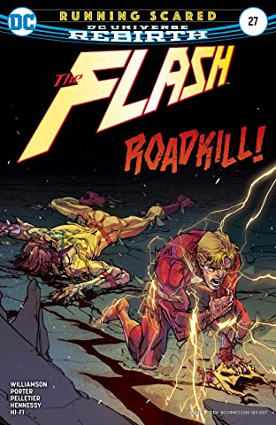 The Flash vol. 5 (2016-2018) 521562._SX312_QL80_TTD_