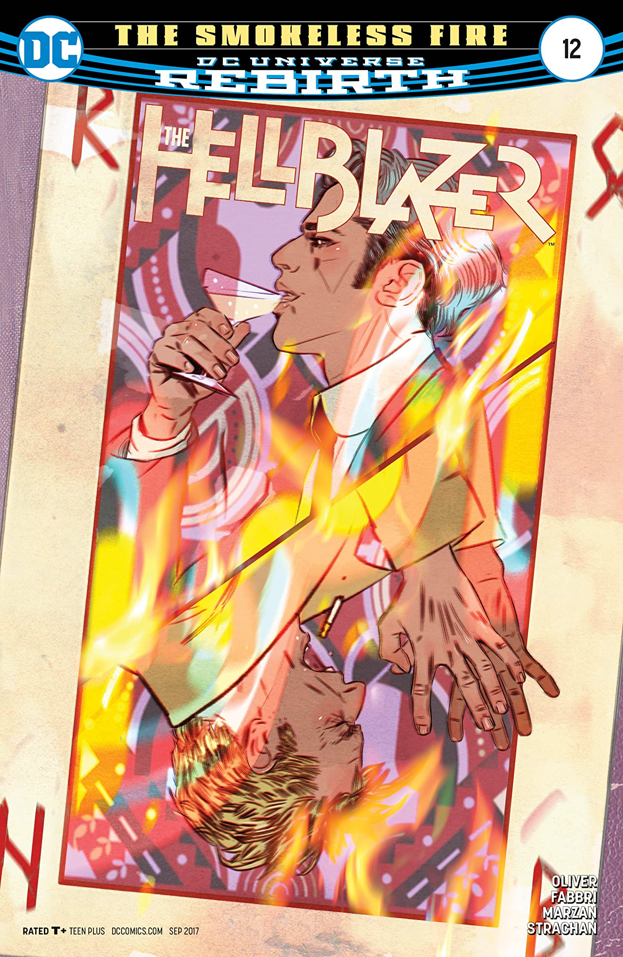 The Hellblazer (2016-) #12