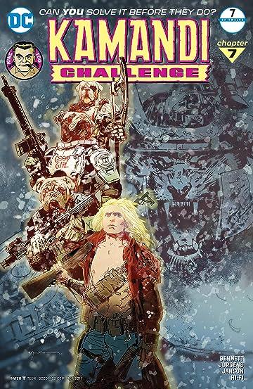 The Kamandi Challenge (2017-) #7