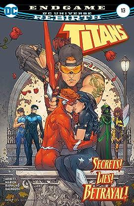 Titans (2016-2019) #13