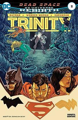 Trinity (2016-2018) #11