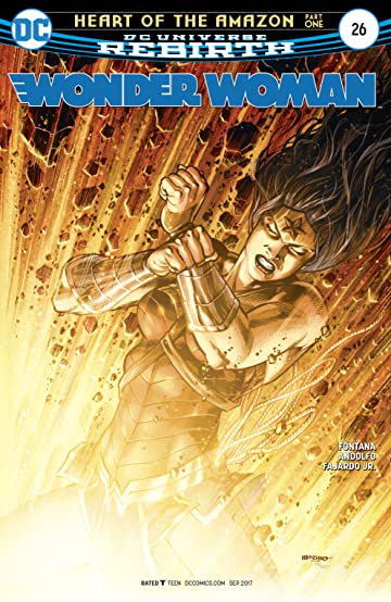 Wonder Woman (2016-) No.26