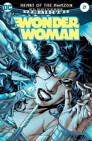 Wonder Woman (2016-) #27