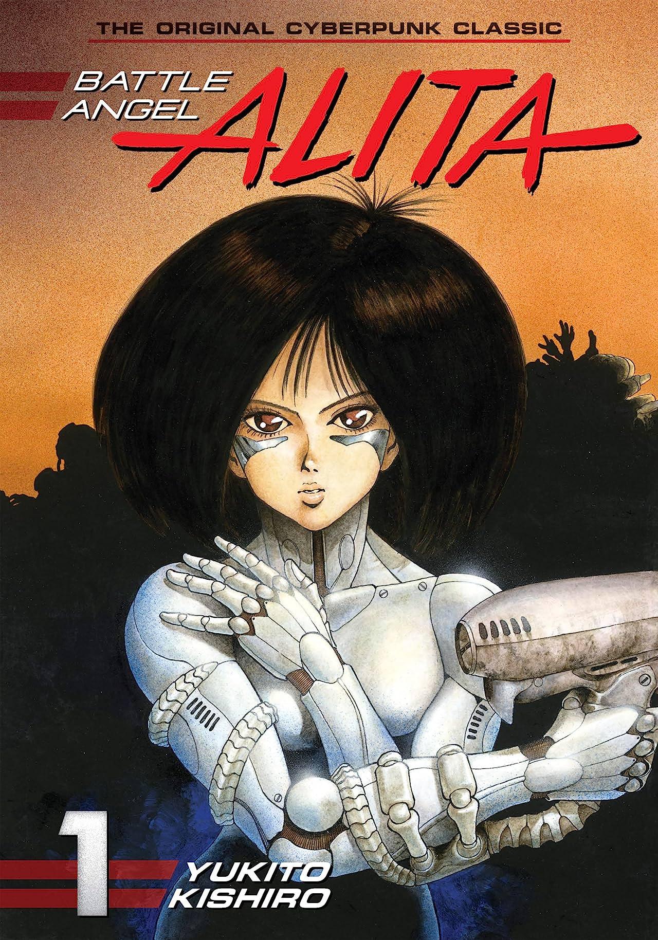 Battle Angel Alita 1 (Comixology)
