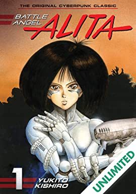 Battle Angel Alita Vol. 1