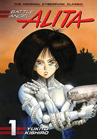 Battle Angel Alita Tome 1