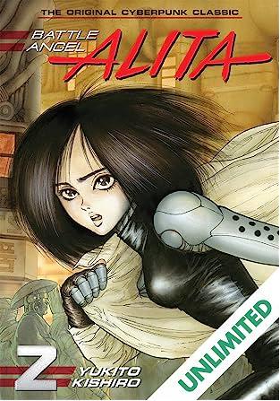 Battle Angel Alita Vol. 2