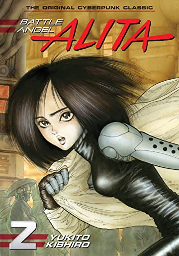 Battle Angel Alita Tome 2