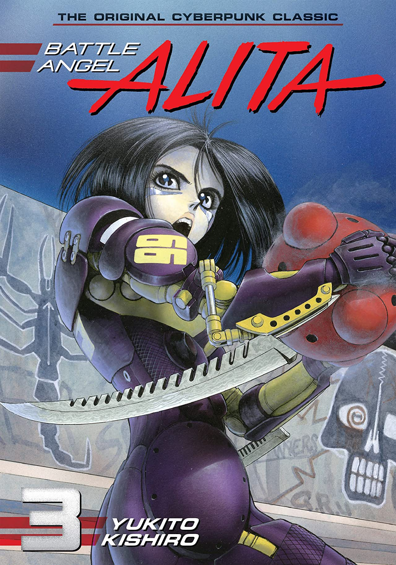 Battle Angel Alita Tome 3