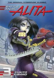 Battle Angel Alita Vol. 3