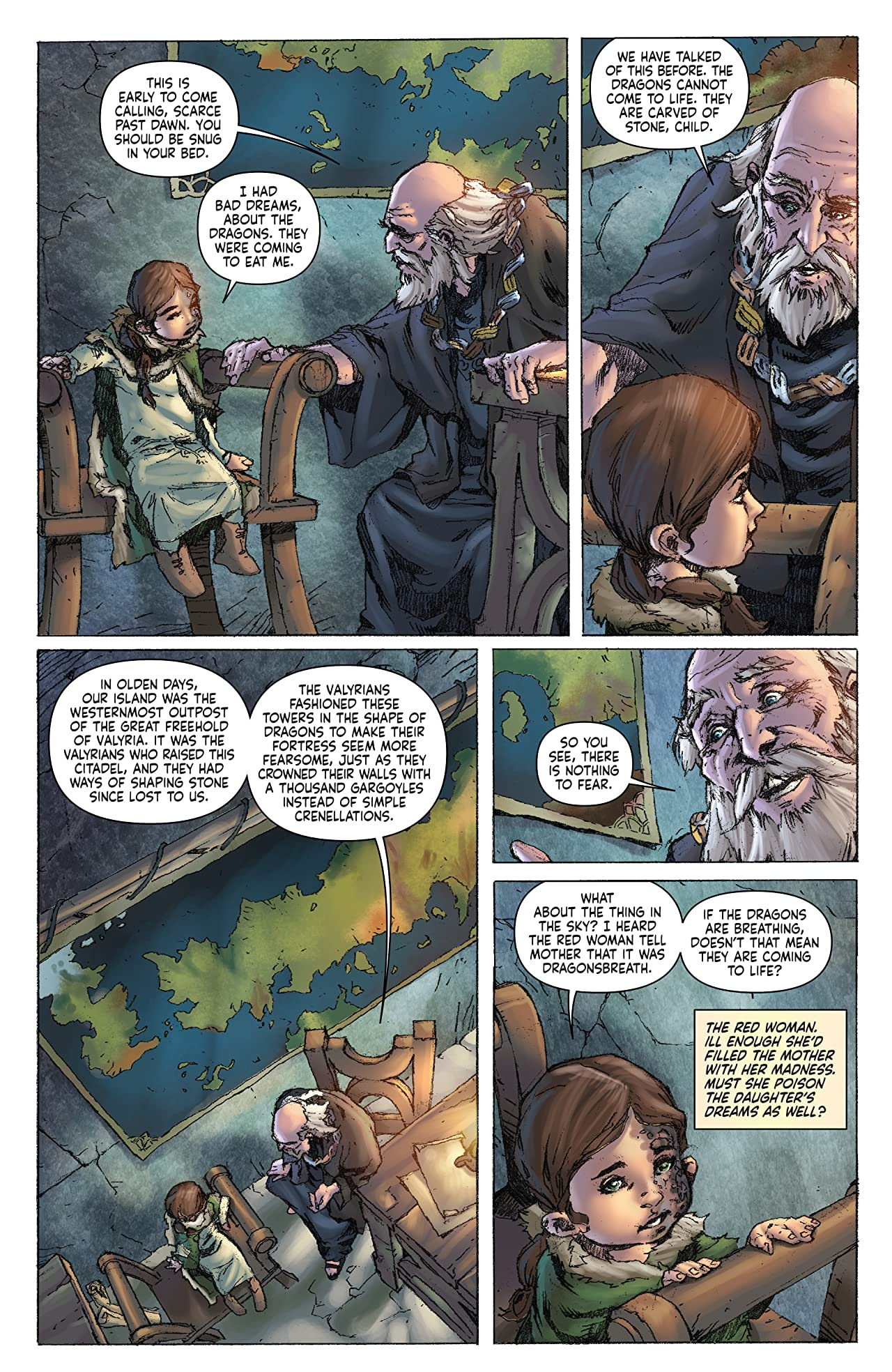 George R.R. Martin's A Clash Of Kings: The Comic Book No.1