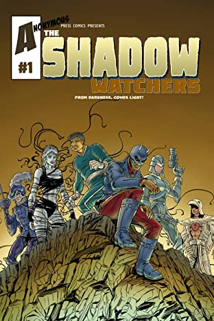 The Shadow Watchers #1