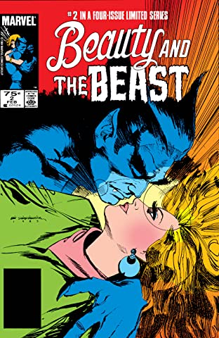 Beauty and the Beast (1985) #2 (of 4)