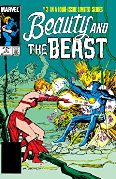 Beauty and the Beast (1985) #3 (of 4)