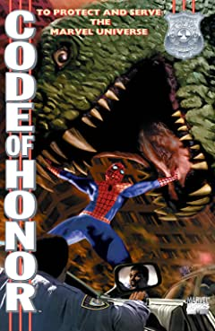 Code of Honor (1997) #1 (of 4)