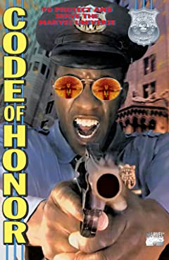 Code of Honor (1997) #2 (of 4)