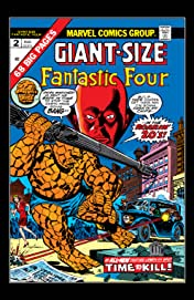 Giant-Size Fantastic Four (1975) #2