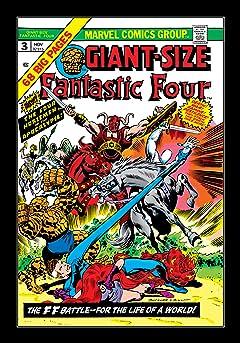 Giant-Size Fantastic Four (1975) #3