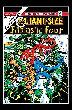 Giant-Size Fantastic Four (1975) #4