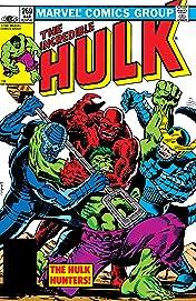 Incredible Hulk (1962-1999) #269