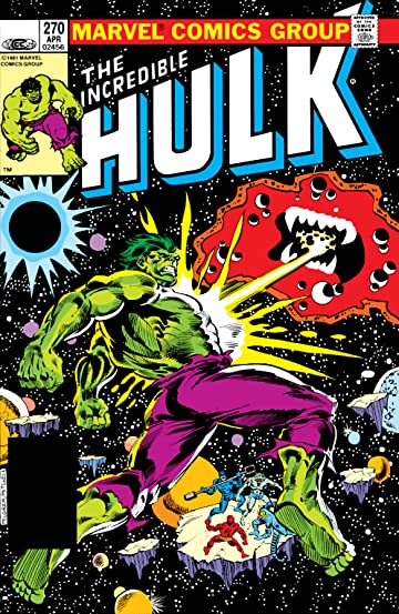 Incredible Hulk (1962-1999) #270